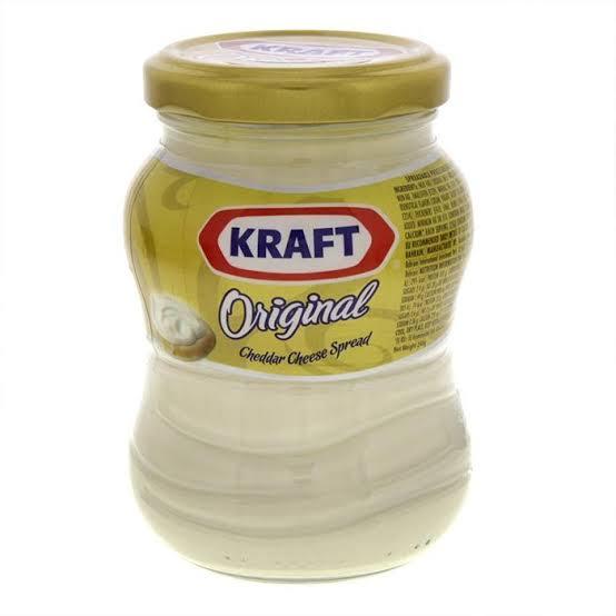 Kraft Original Cheddar Cheese Spread 480gm