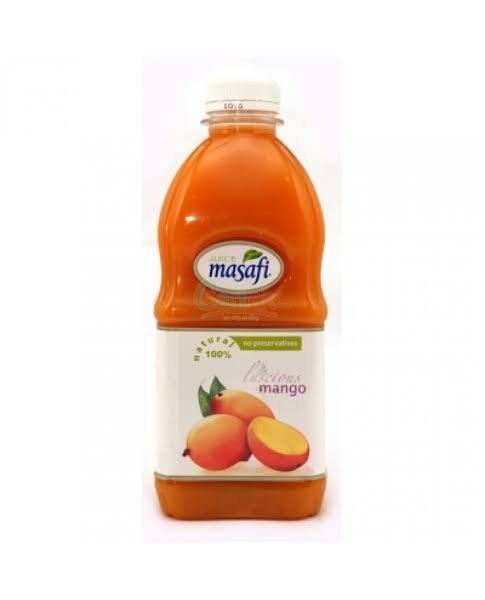 Masafi Mango Juice 2 Ltr