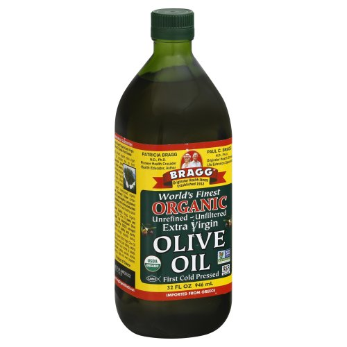 Bragg organic Extra virgin olive oil 946ml