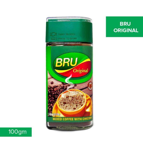 bru coffee original
