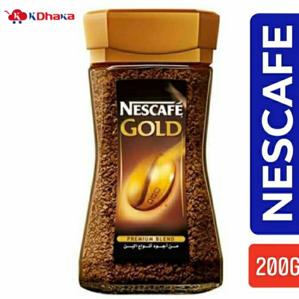Nescafe gold Coffee jar