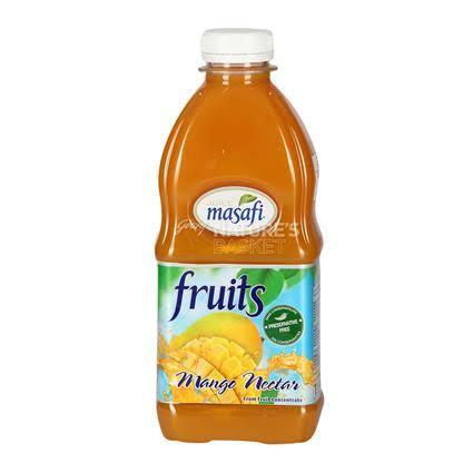 Masafi Mango Juice 1 Ltr
