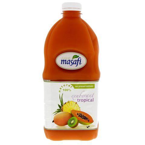 Masafi tropical juice 2Ltr