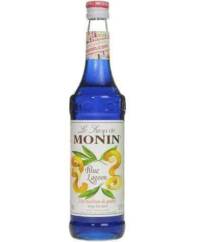 Monin syrup blue lagoon 700ml