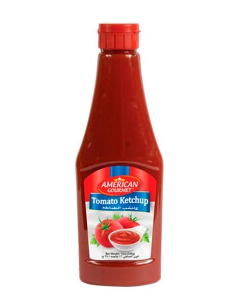 american gourmet sauce tomato ketchup