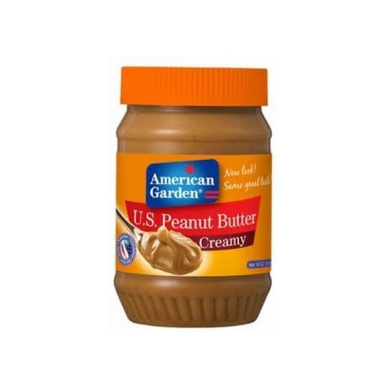 american green peanut butter chunky