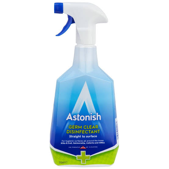 astonish household germ clear