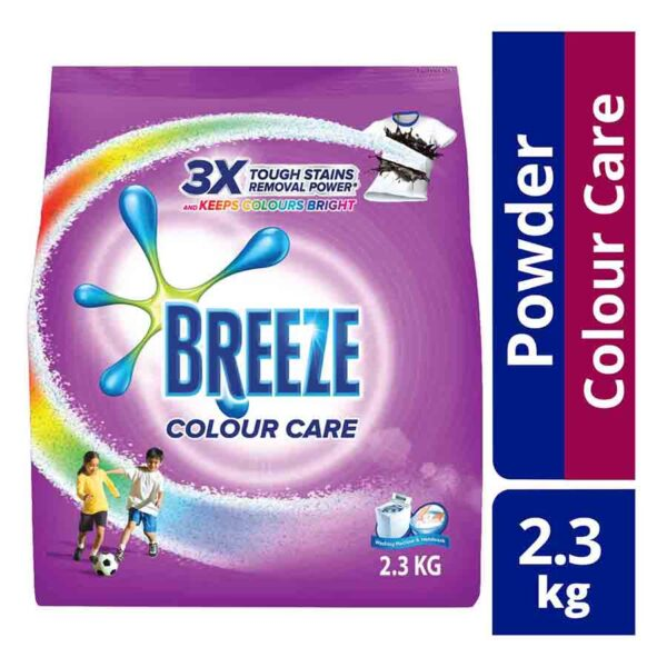 breeze detergent powder colour care