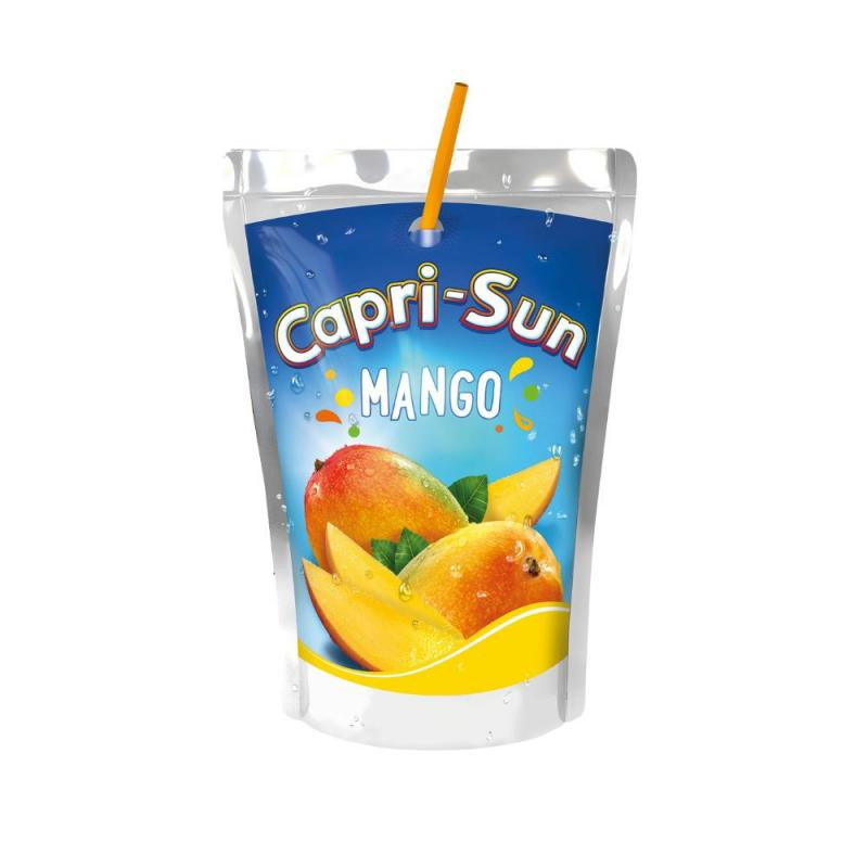 capri juice mango