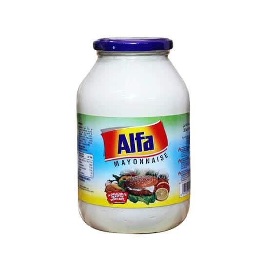 Alfa Mayonaise 946l