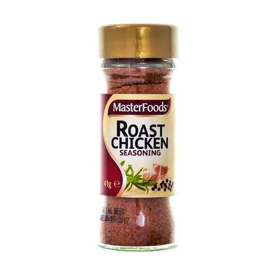 master food spice roasted