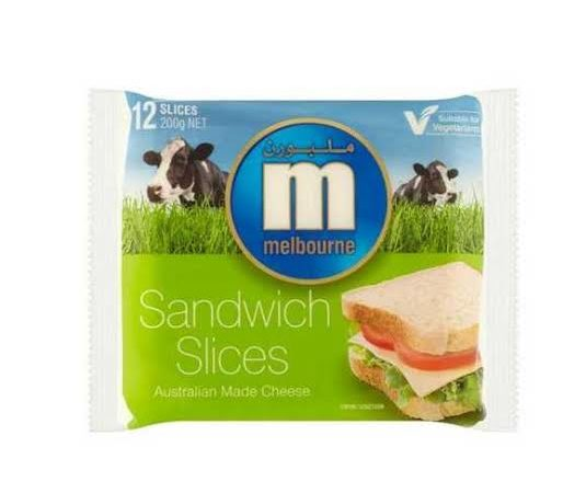 melbourne cheese slice