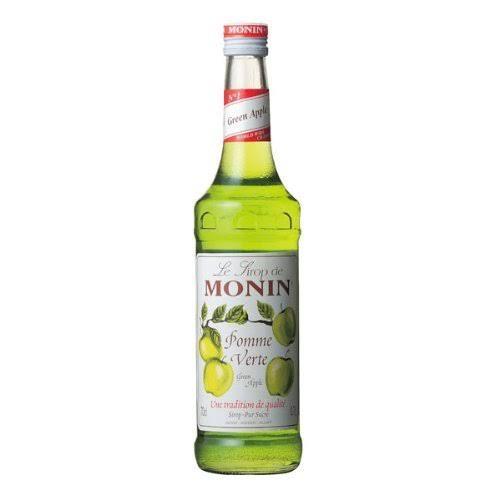 monin syrup green apple