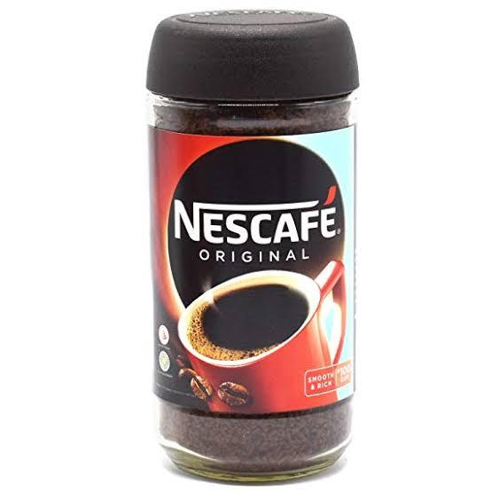 nescafe coffee original