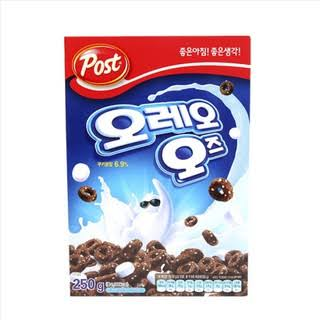 oreo post cereal