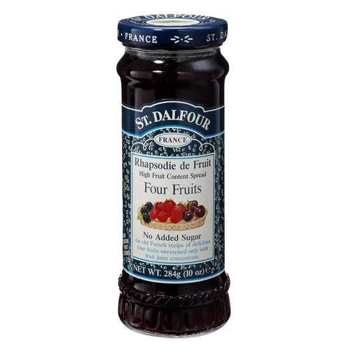 st dalfour jam 4 fruits