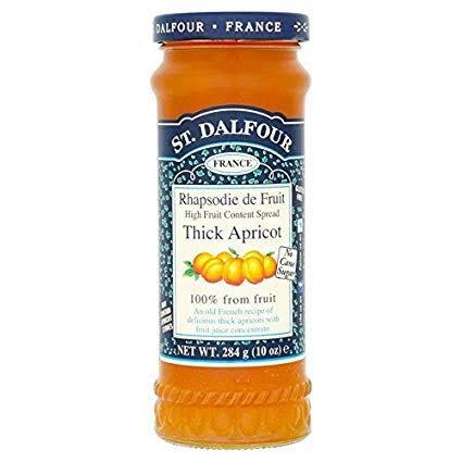 st dalfour jam apricot