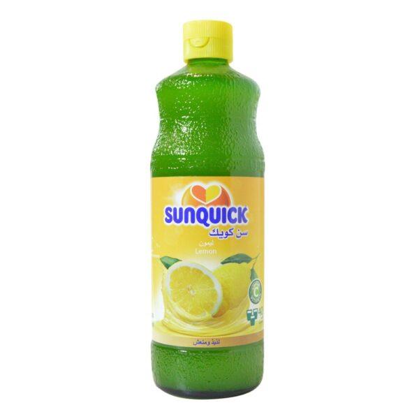 sun quick juice lemon