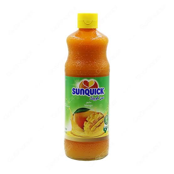sun quick juice mango