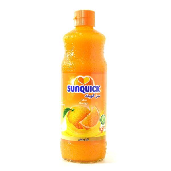 sun quick juice orange