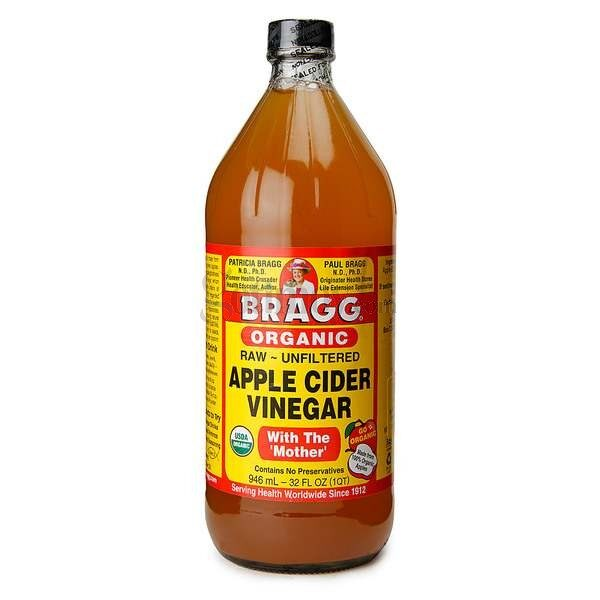 Bragg Organic Apple Cider Vinegar with The Mother