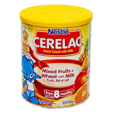 Cerelac Mixed Fruit & Wheat With 1kg