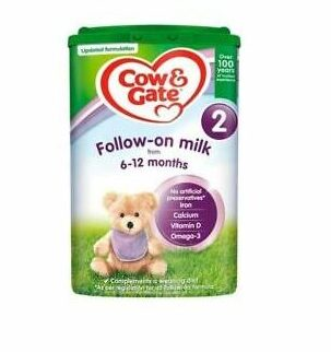 Cow and Gate 2 Baby Milk 800g