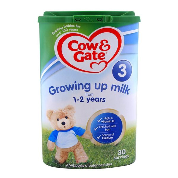 Cow and Gate 3 Baby Milk