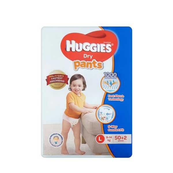 Huggies Baby Diaper Pants