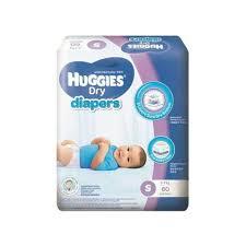 Huggies Baby Diaper M 5-10Kg 72pcs