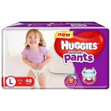 Huggies Baby Diaper WonderPants