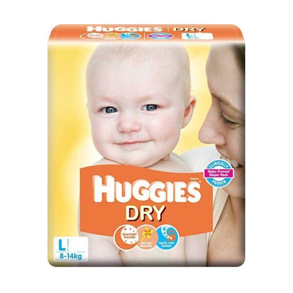 Huggies Dry Baby Diaper