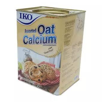 IKO assorted oat calcium oatmeal