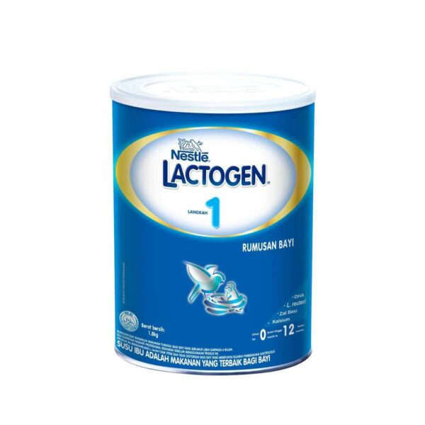 Lactogen 1 Milk Powder 1.8kg