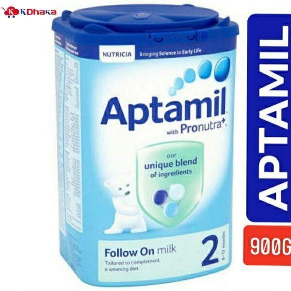 Aptamil 2 with Pronutra milk powder