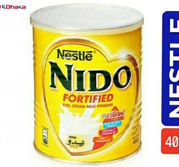 Nido Fortified Milk Powder 400gm