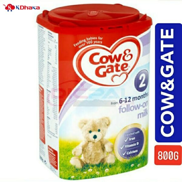 Cow & Gate 2 Baby milk Power 800gm