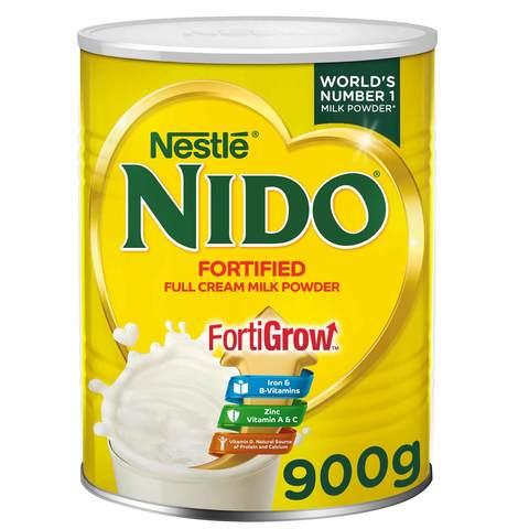 Nido Fortified Milk Powder 900g