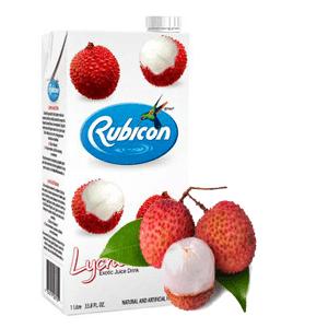 Rubicon lychee juice 1L (UK)