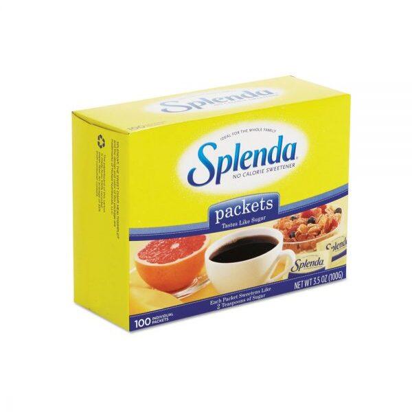 Splenda Sweetener Box 100pcs