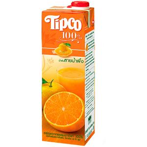 Tipco Sam nam orange juice 1Lit