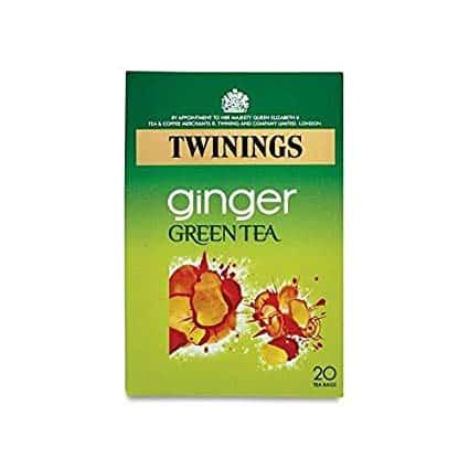 Twinings Ginger Green Tea