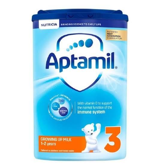 aptamil 3 growing