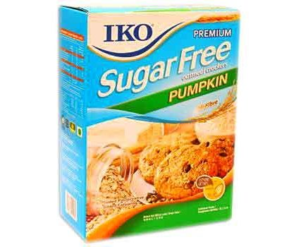 iko sugar freeoatmeal crackers