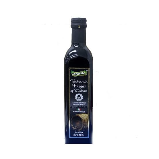 saporito balsamic vinegar of modena