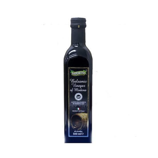 saporito balsamic vinegar of modena