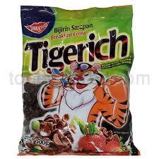 Tiger rich