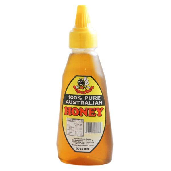 Superbee pure australian honey