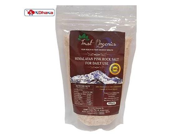 Trust Himalayan Rock & pink Salt