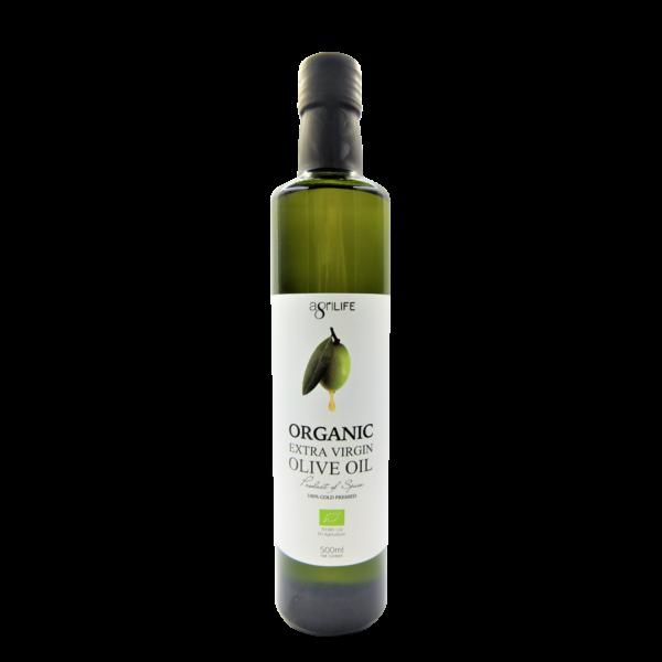 Agrilife Organic extra virgin olive oil